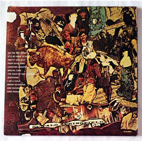 Картинка  Виниловые пластинки  Buffalo Springfield – Last Time Around / P-8055A в  Vinyl Play магазин LP и CD   07152 3