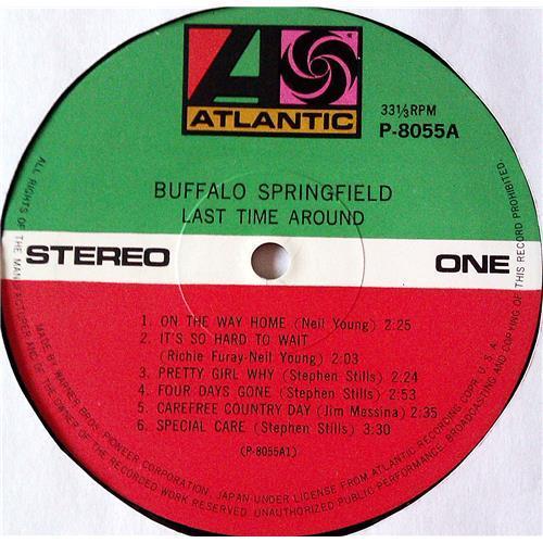 Картинка  Виниловые пластинки  Buffalo Springfield – Last Time Around / P-8055A в  Vinyl Play магазин LP и CD   07152 6