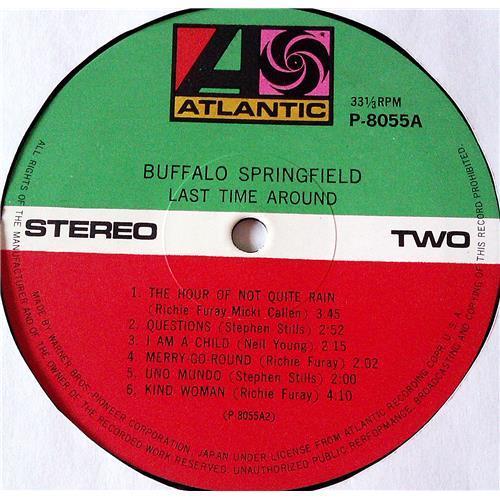 Картинка  Виниловые пластинки  Buffalo Springfield – Last Time Around / P-8055A в  Vinyl Play магазин LP и CD   07152 7