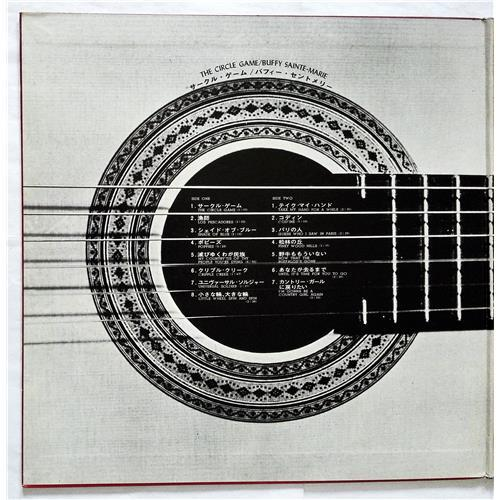 Картинка  Виниловые пластинки  Buffy Sainte-Marie – The Circle Game/Buffy Sainte-Marie / GP 34 в  Vinyl Play магазин LP и CD   07522 1