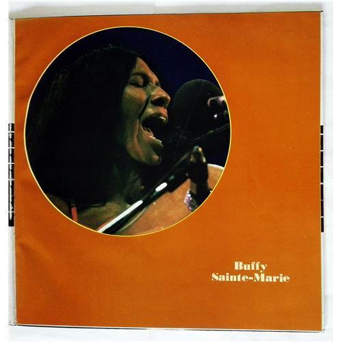 Картинка  Виниловые пластинки  Buffy Sainte-Marie – The Circle Game/Buffy Sainte-Marie / GP 34 в  Vinyl Play магазин LP и CD   07522 2
