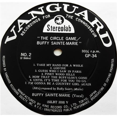 Картинка  Виниловые пластинки  Buffy Sainte-Marie – The Circle Game/Buffy Sainte-Marie / GP 34 в  Vinyl Play магазин LP и CD   07522 5