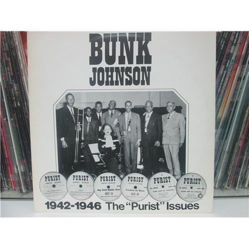 Виниловые пластинки  Bunk Johnson – 1942-1946 The 'Purist' Issues / NoLa LP6 в Vinyl Play магазин LP и CD  02293