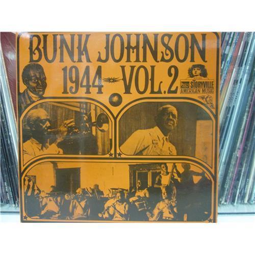 Виниловые пластинки  Bunk Johnson – 1944 Vol. 2 / 670 205 в Vinyl Play магазин LP и CD  02294