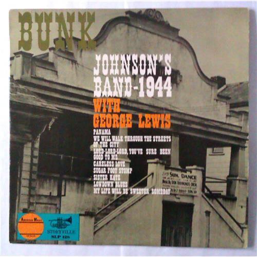 Виниловые пластинки  Bunk Johnson's Band With George Lewis – 1944 / SLP 128 в Vinyl Play магазин LP и CD  04531