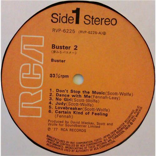 Картинка  Виниловые пластинки  Buster – Buster 2 / RVP-6225 в  Vinyl Play магазин LP и CD   04889 2