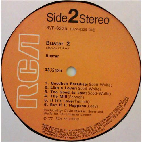 Картинка  Виниловые пластинки  Buster – Buster 2 / RVP-6225 в  Vinyl Play магазин LP и CD   04889 3
