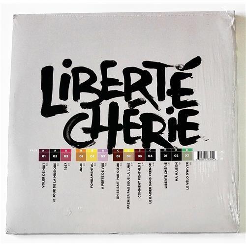 Картинка  Виниловые пластинки  Calogero – Liberte Cherie / 577332-5 / Sealed в  Vinyl Play магазин LP и CD   09347 1