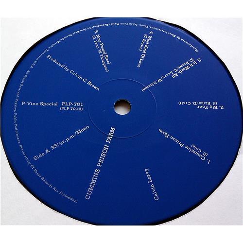 Картинка  Виниловые пластинки  Calvin Leavy – Cummins Prison Farm / PLP-701 в  Vinyl Play магазин LP и CD   07066 6
