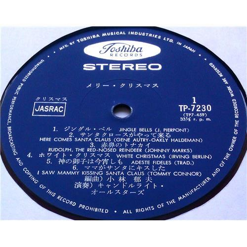 Картинка  Виниловые пластинки  Candle-Light All Stars – Merry Christmas / TP-7230 в  Vinyl Play магазин LP и CD   05766 2