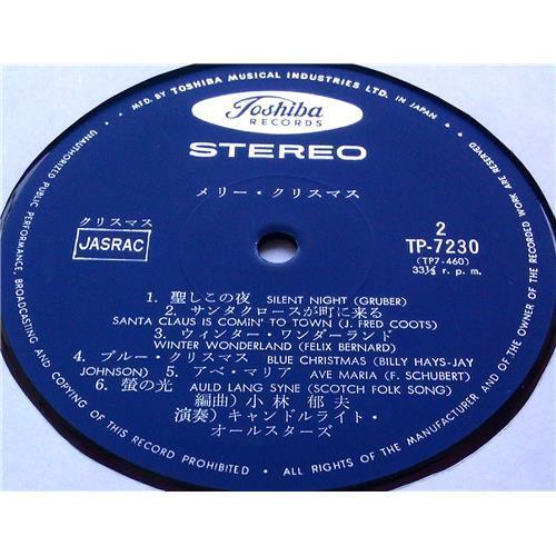 Картинка  Виниловые пластинки  Candle-Light All Stars – Merry Christmas / TP-7230 в  Vinyl Play магазин LP и CD   05766 3