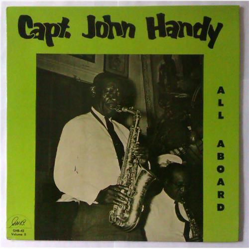 Виниловые пластинки  Capt. John Handy – All Aboard (Volume 2) / GHB-42 в Vinyl Play магазин LP и CD  04202
