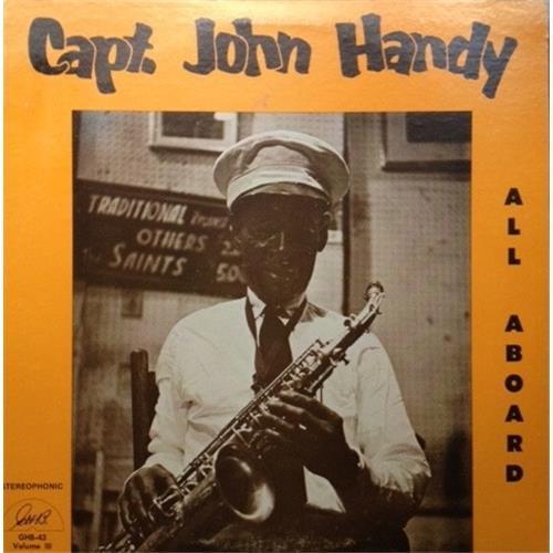 Виниловые пластинки  Capt. John Handy – All Aboard (Volume 3) / GHB-43 в Vinyl Play магазин LP и CD  03254