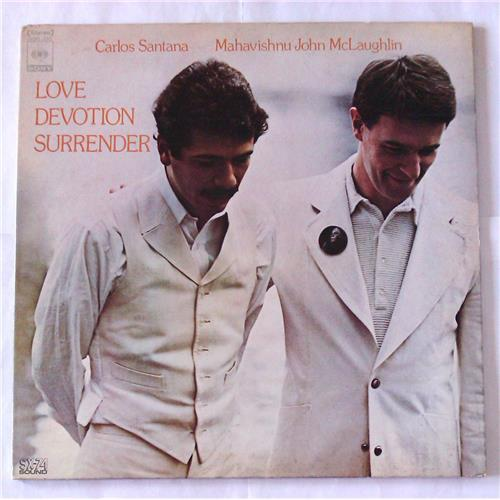 Виниловые пластинки  Carlos Santana, Mahavishnu John McLaughlin – Love Devotion Surrender / SOPL 200 в Vinyl Play магазин LP и CD  06821
