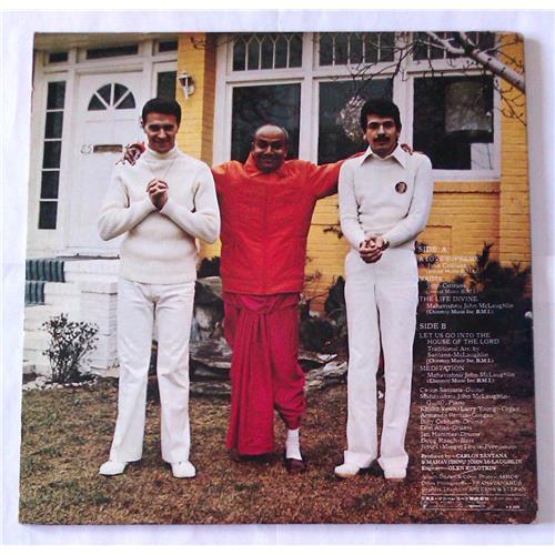 Картинка  Виниловые пластинки  Carlos Santana, Mahavishnu John McLaughlin – Love Devotion Surrender / SOPL 200 в  Vinyl Play магазин LP и CD   06821 3