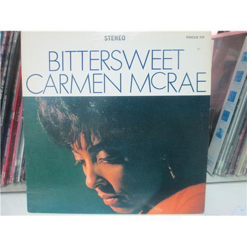 Виниловые пластинки  Carmen McRae – Bittersweet / FOCUS 334 в Vinyl Play магазин LP и CD  01643