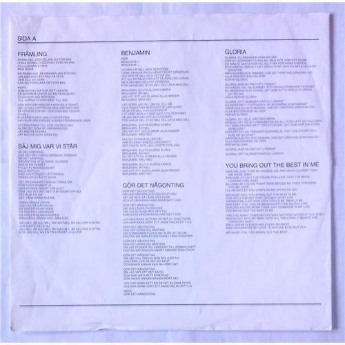 Картинка  Виниловые пластинки  Carola – Framling / MLPH 1542 в  Vinyl Play магазин LP и CD   05911 2