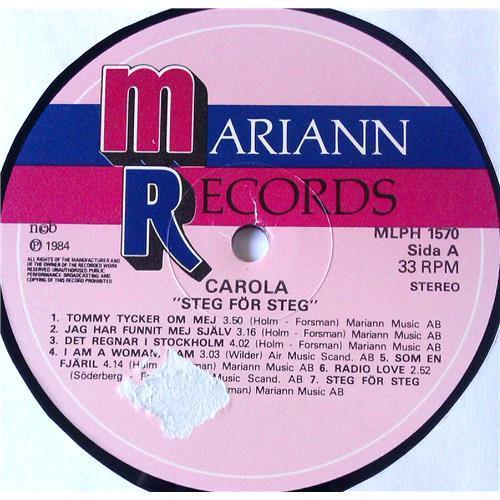 Картинка  Виниловые пластинки  Carola – Framling / MLPH 1542 в  Vinyl Play магазин LP и CD   05911 4