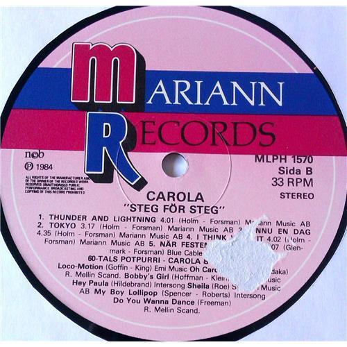 Картинка  Виниловые пластинки  Carola – Framling / MLPH 1542 в  Vinyl Play магазин LP и CD   05911 5