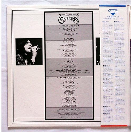 Картинка  Виниловые пластинки  Carpenters – Gem Of Carpenters / GEM 1001-2 в  Vinyl Play магазин LP и CD   07240 1