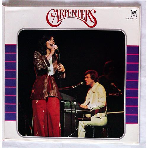 Картинка  Виниловые пластинки  Carpenters – Gem Of Carpenters / GEM 1001-2 в  Vinyl Play магазин LP и CD   07240 2