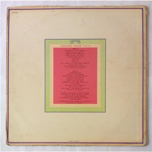 Картинка  Виниловые пластинки  Carpenters – Golden Prize Vol. 2 / GP 225 в  Vinyl Play магазин LP и CD   05576 1
