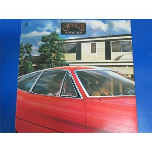Виниловые пластинки  Carpenters – Now & Then / GP-220 в Vinyl Play магазин LP и CD  01713
