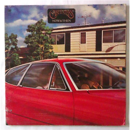 Виниловые пластинки  Carpenters – Now & Then / GP-220 в Vinyl Play магазин LP и CD  04433