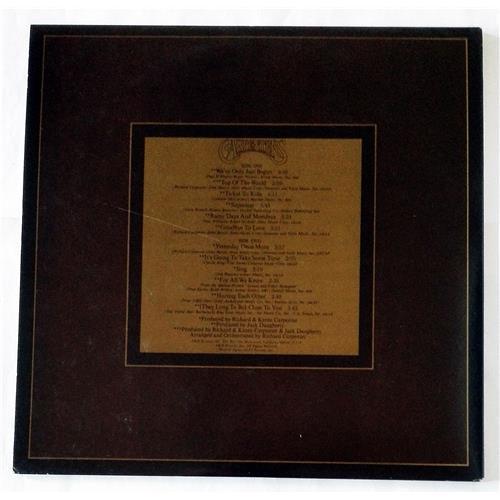 Картинка  Виниловые пластинки  Carpenters – The Singles 1969-1973 / AMP-7004 в  Vinyl Play магазин LP и CD   07740 2