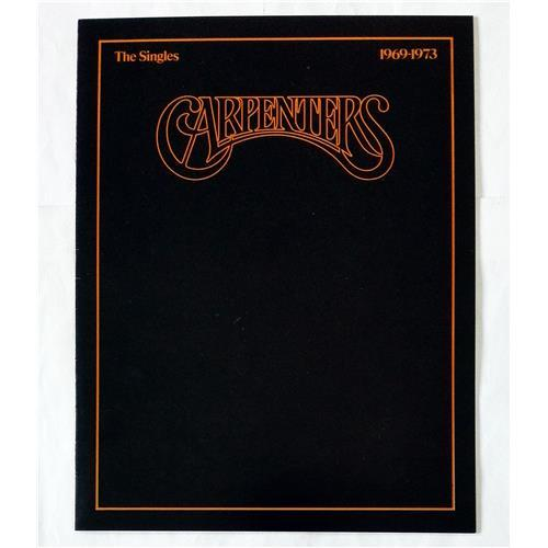 Картинка  Виниловые пластинки  Carpenters – The Singles 1969-1973 / AMP-7004 в  Vinyl Play магазин LP и CD   07740 3