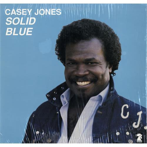 Виниловые пластинки  Casey Jones – Solid Blue / R7612 / Sealed в Vinyl Play магазин LP и CD  01459