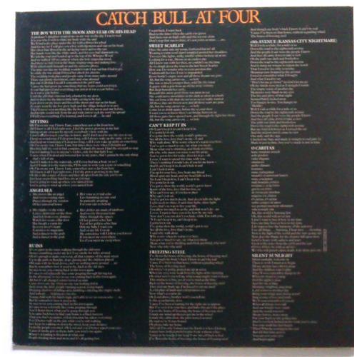 Картинка  Виниловые пластинки  Cat Stevens – Catch Bull At Four / ILPS 9206 в  Vinyl Play магазин LP и CD   04351 1
