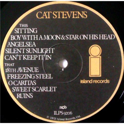 Картинка  Виниловые пластинки  Cat Stevens – Catch Bull At Four / ILPS 9206 в  Vinyl Play магазин LP и CD   04351 5