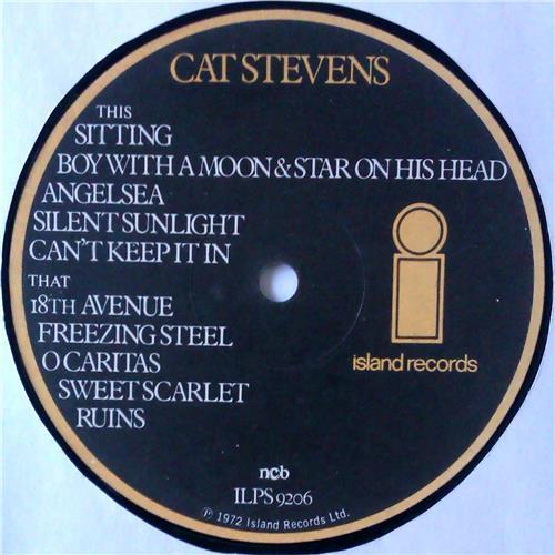 Картинка  Виниловые пластинки  Cat Stevens – Catch Bull At Four / ILPS 9206 в  Vinyl Play магазин LP и CD   04856 7