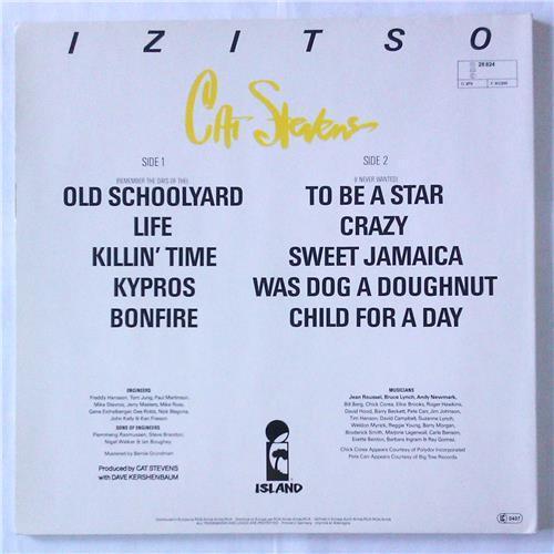 Картинка  Виниловые пластинки  Cat Stevens – Izitso / 28 824 XOT в  Vinyl Play магазин LP и CD   04855 3