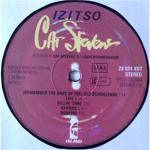 Картинка  Виниловые пластинки  Cat Stevens – Izitso / 28 824 XOT в  Vinyl Play магазин LP и CD   04855 6