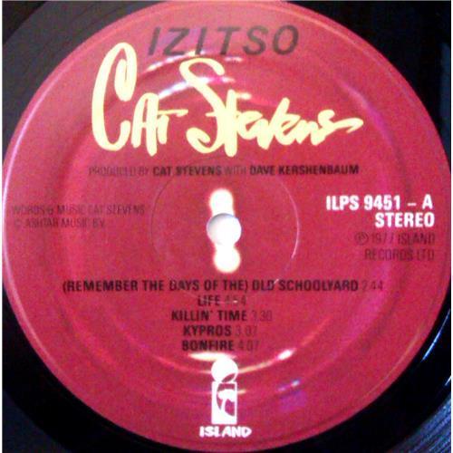 Картинка  Виниловые пластинки  Cat Stevens – Izitso / ILPS 9451 в  Vinyl Play магазин LP и CD   04369 4