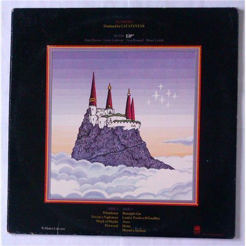 Картинка  Виниловые пластинки  Cat Stevens – Numbers / SP 4555 в  Vinyl Play магазин LP и CD   04731 1
