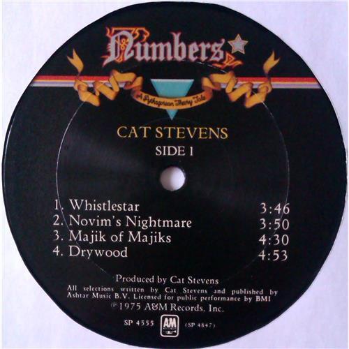 Картинка  Виниловые пластинки  Cat Stevens – Numbers / SP 4555 в  Vinyl Play магазин LP и CD   04731 2