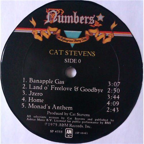 Картинка  Виниловые пластинки  Cat Stevens – Numbers / SP 4555 в  Vinyl Play магазин LP и CD   04731 3