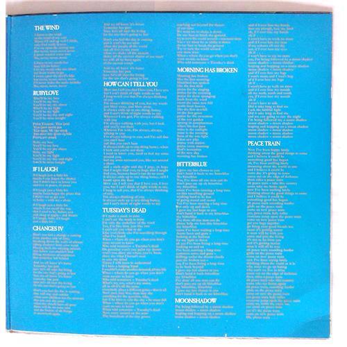Картинка  Виниловые пластинки  Cat Stevens – Teaser And The Firecat / 85 389 IT в  Vinyl Play магазин LP и CD   06315 2