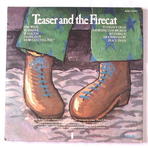 Картинка  Виниловые пластинки  Cat Stevens – Teaser And The Firecat / 85 389 IT в  Vinyl Play магазин LP и CD   06315 3