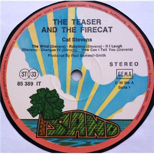 Картинка  Виниловые пластинки  Cat Stevens – Teaser And The Firecat / 85 389 IT в  Vinyl Play магазин LP и CD   06315 4