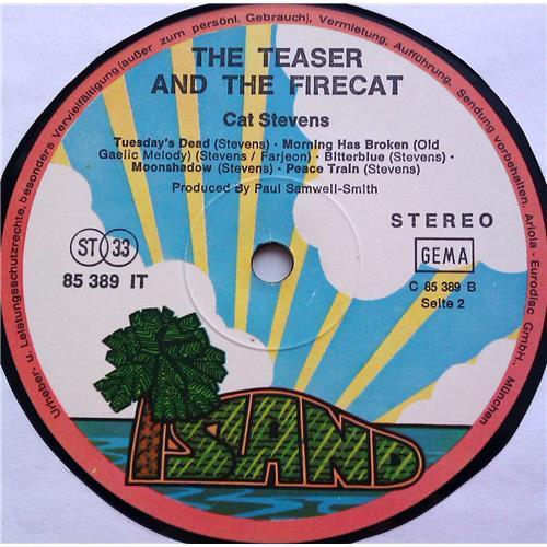 Картинка  Виниловые пластинки  Cat Stevens – Teaser And The Firecat / 85 389 IT в  Vinyl Play магазин LP и CD   06315 5