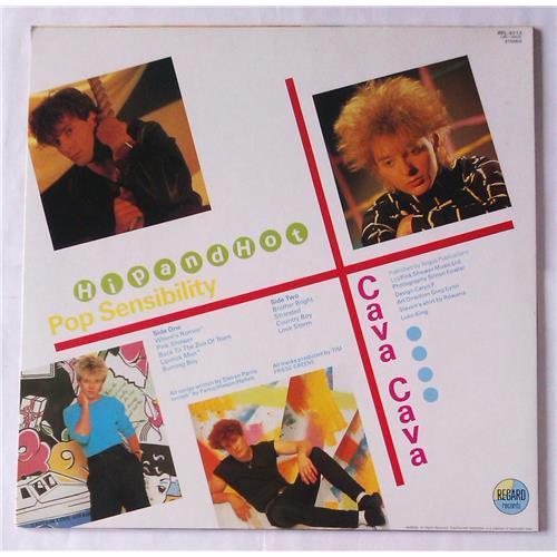 Картинка  Виниловые пластинки  CaVa CaVa – CaVa CaVa / RPL-8212 в  Vinyl Play магазин LP и CD   05760 1