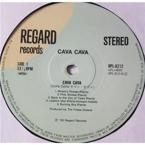 Картинка  Виниловые пластинки  CaVa CaVa – CaVa CaVa / RPL-8212 в  Vinyl Play магазин LP и CD   05760 5