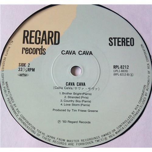 Картинка  Виниловые пластинки  CaVa CaVa – CaVa CaVa / RPL-8212 в  Vinyl Play магазин LP и CD   05760 6