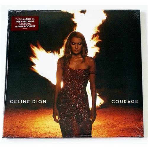 Виниловые пластинки  Celine Dion – Courage / LTD / 19075952481 / Sealed в Vinyl Play магазин LP и CD  09308