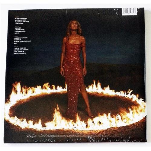 Картинка  Виниловые пластинки  Celine Dion – Courage / LTD / 19075952481 / Sealed в  Vinyl Play магазин LP и CD   09308 1