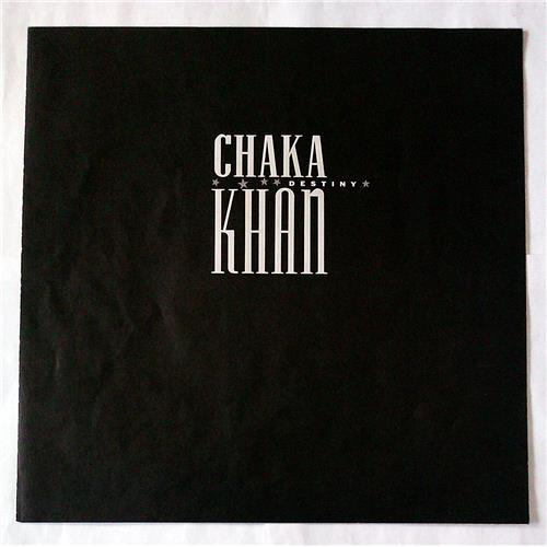 Картинка  Виниловые пластинки  Chaka Khan – Destiny / P-13286 в  Vinyl Play магазин LP и CD   07070 2